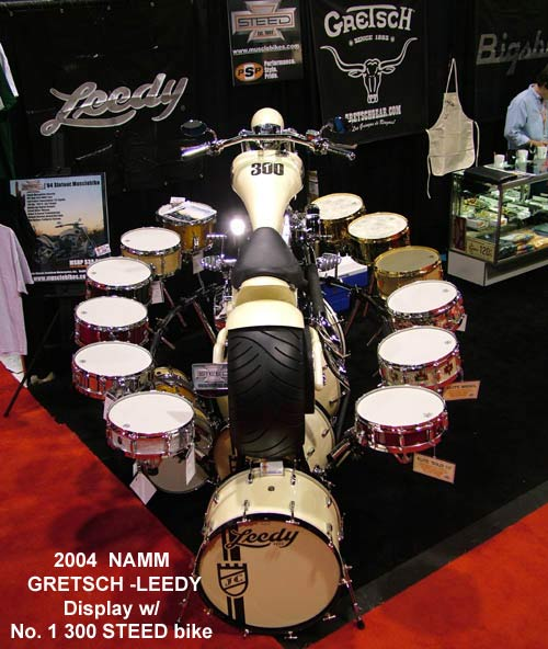 View more Drums